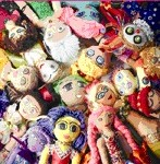 artisan profile dolls